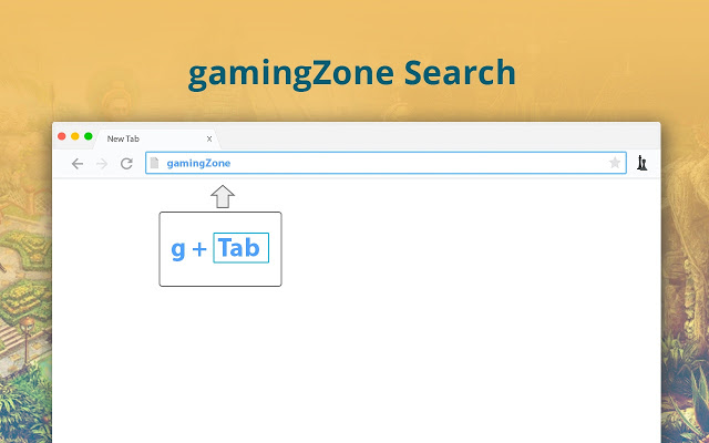 gamingZone Search