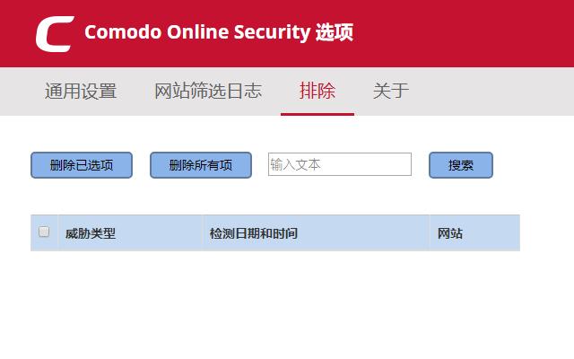 Comodo Online Security