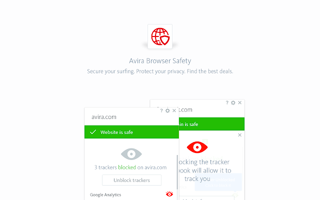 Avira 浏览器安全