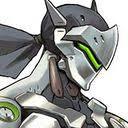 Overwatch Genji Background...