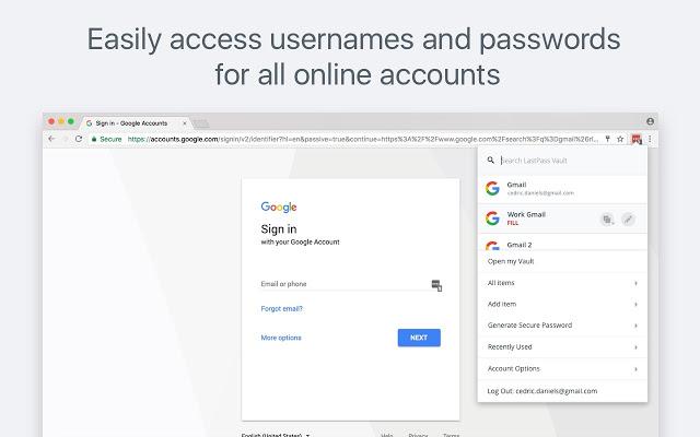 LastPass: Free Password Ma...